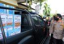 Nyatakan Komitmen Polri Peduli Masyarakat,Kembali Polda Kalsel Berikan Ribuan Paket Sembako