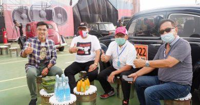 Wagub Cok Ace Apresiasi Konser Musik 'Drive In' Pertama di Bali