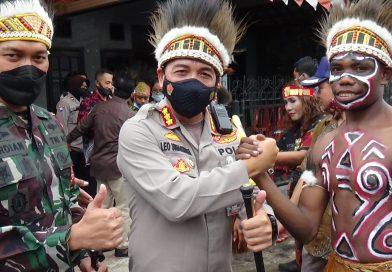 Orang Tua Asuh Pelajar Papua Diresmikan Di Malang Kota