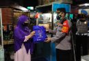 Sasar Pedagang Kecil, Polsek Pupuan Salurkan Bantuan Paket Sembako Dari Kapolri